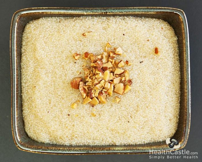 How To Cook Amaranth Porridge