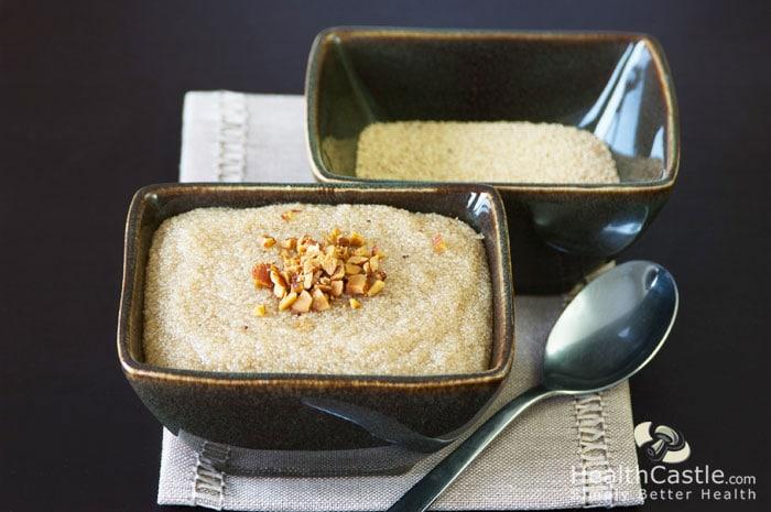 Amaranth Whole Grains