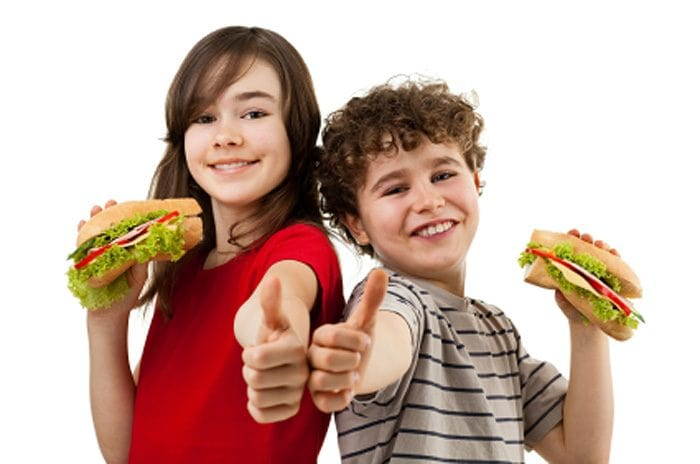 4 Steps to Help Kids Make Healthier Fast Food Choices