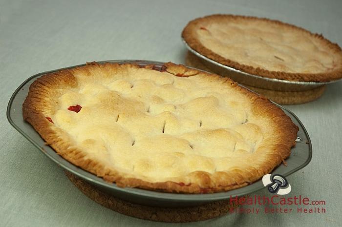 how to prepare a frozen pie crust