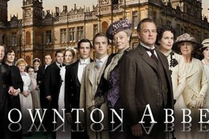 A Healthy Downton Abbey Menu for Your Finale Viewing Party