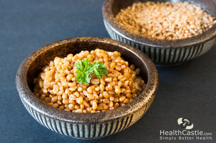 How To Cook Wheat Berries