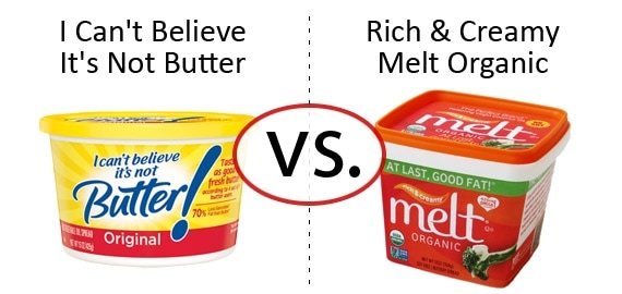 Nutrition Faceoff: Margarine