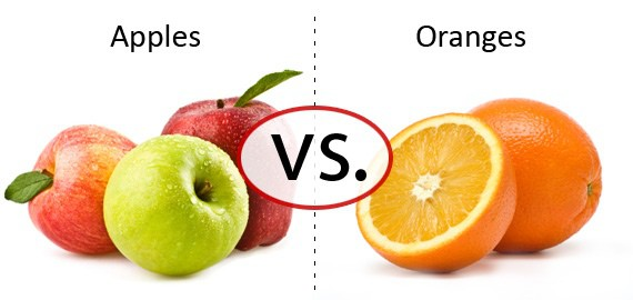 Nutrition Faceoff: Apples vs. Oranges