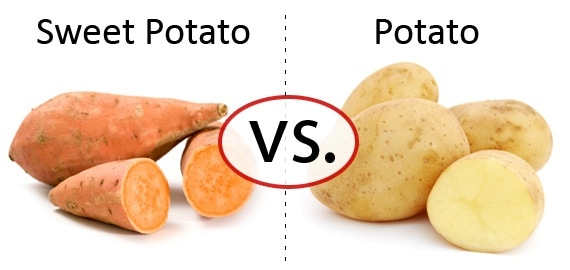 Nutrition Faceoff: Sweet Potato vs. Potato