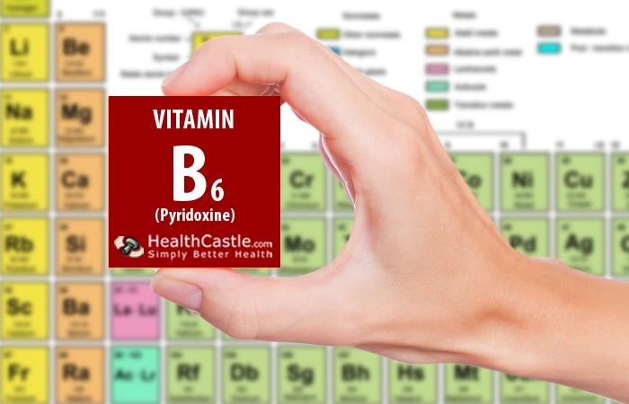 Nutrition 101: Vitamin B6