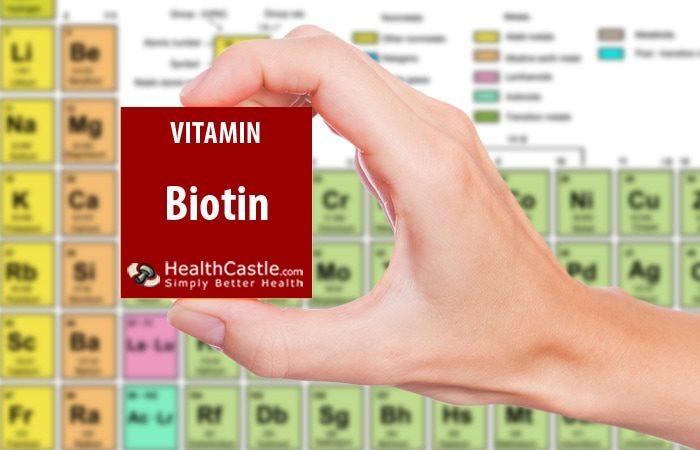Nutrition 101: Biotin