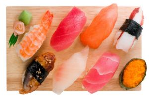 Dining Out with Diabetes: Japanese Restaurants