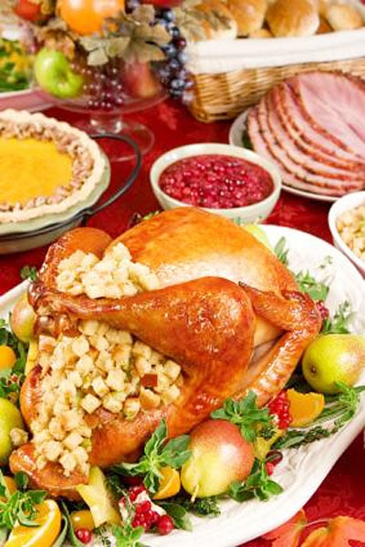 A Healthy Way to Give Thanks this Thanksgiving