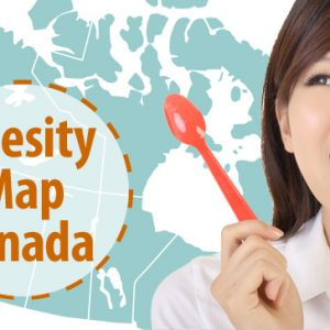 UBC Researchers Create New Obesity Maps for Canada