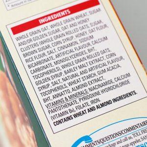 Health Canada Allergen Labelling Enforces Plain Language Warnings